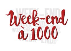 Weekend à 1000 : nouvelle tentative