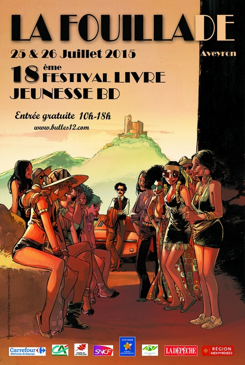 Festival du livre de La Fouillade