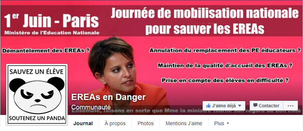 EREAs en Danger