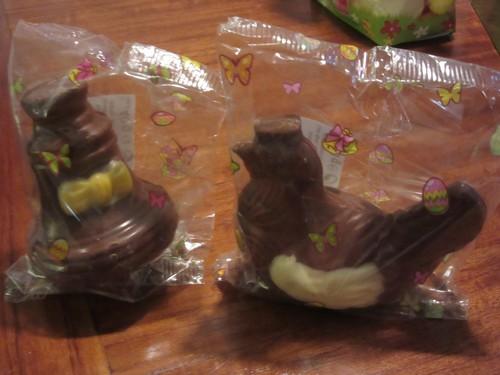 La fête de Pâques est passée