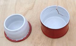 Les aléas de la poterie