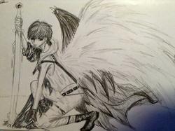Poulpe, sirène et ange