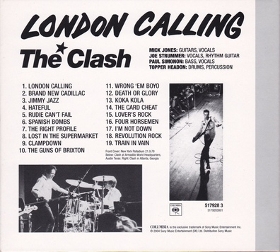 La Saga du Clash - épisode 18: London Calling