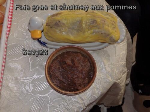 Chutney aux pommes (thermomix)