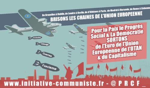Un 11 novembre de résistance pour la paix avec le PRCF et les JRCF. Retour sur les manifestations parisiennes. #vidéo #11nov