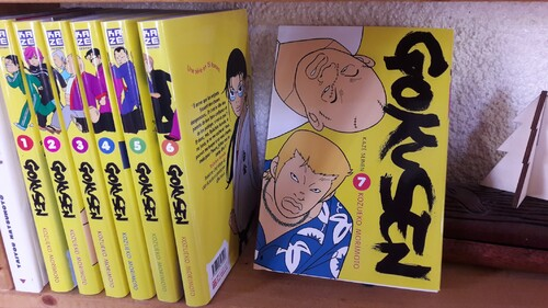 Gokusen (Tome 7)