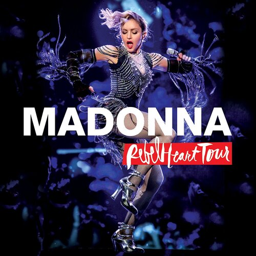 Le Rebel Heart Tour DVD-CD enfin en precommande (preorder)