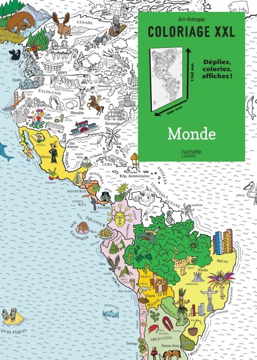 Coloriage xxl cartes de france et du monde la classe d eowin