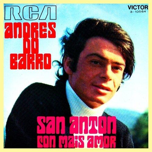 Andrés Do Barro - Con máis amor