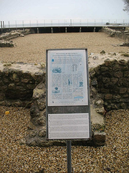 andernos: vestiges archéologiques