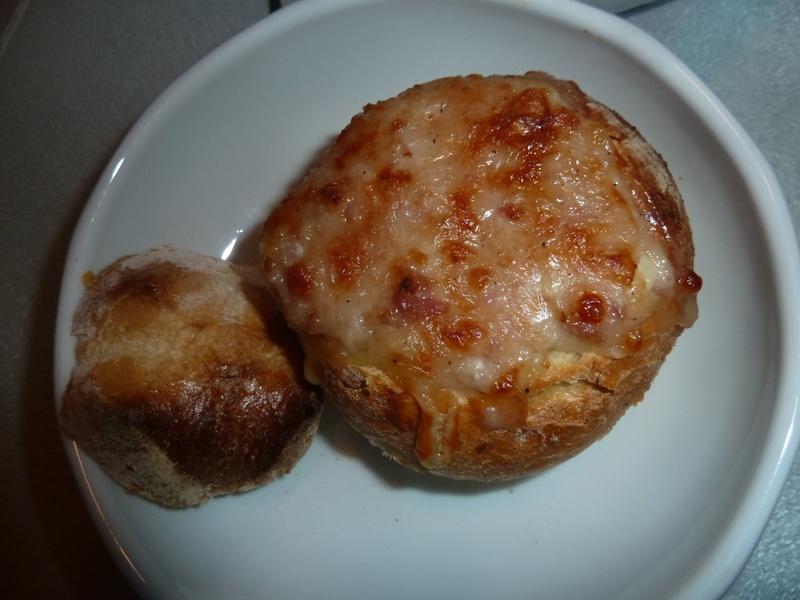 """""""Petits pains au Brie"""" ..."""
