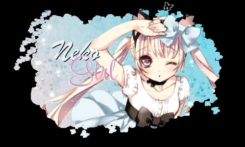 Bannière 5 - Neko Girl