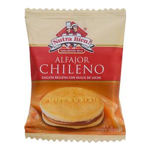 Inicio / Productos / Productos / Alfajores / Alfajor Chileno 45 grs.