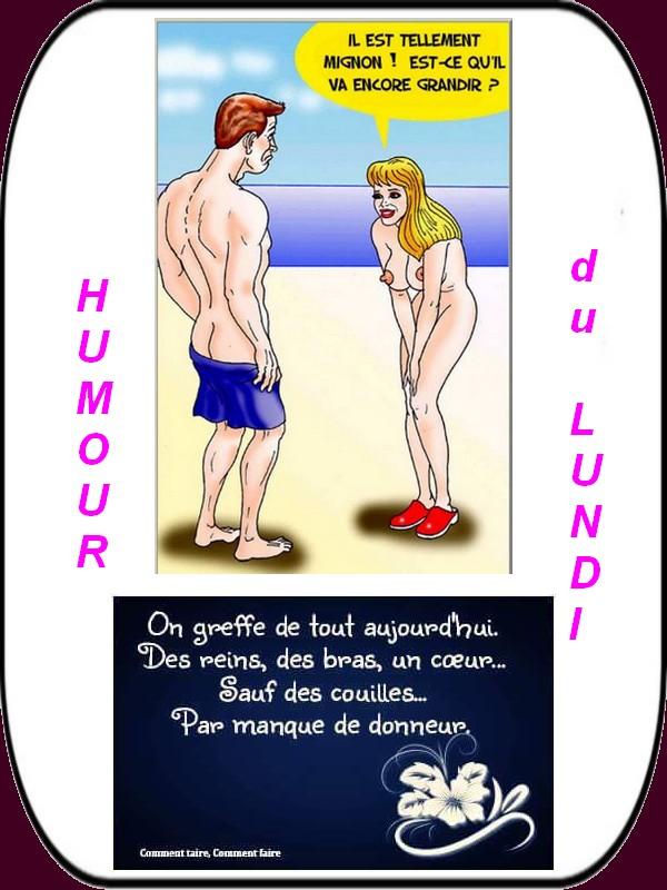 humour du lundi 10 aout - 3