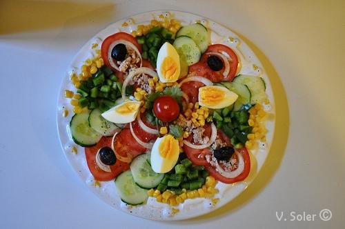salade サラダ