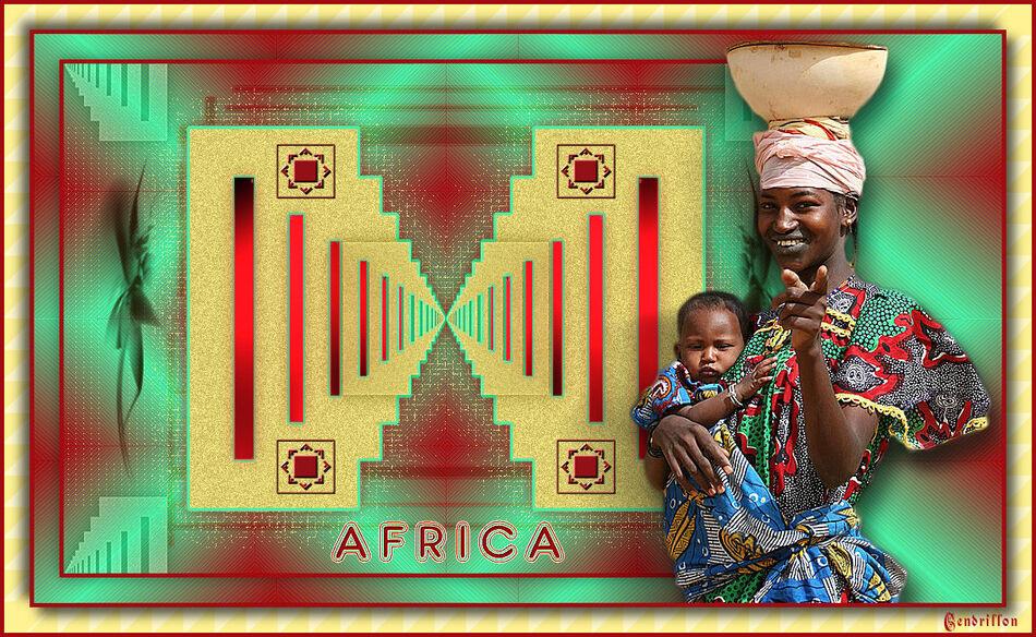 Africa - Franie Margot