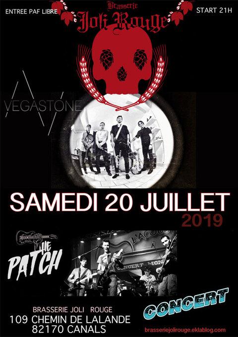 Concert le Samedi 20 Juillet