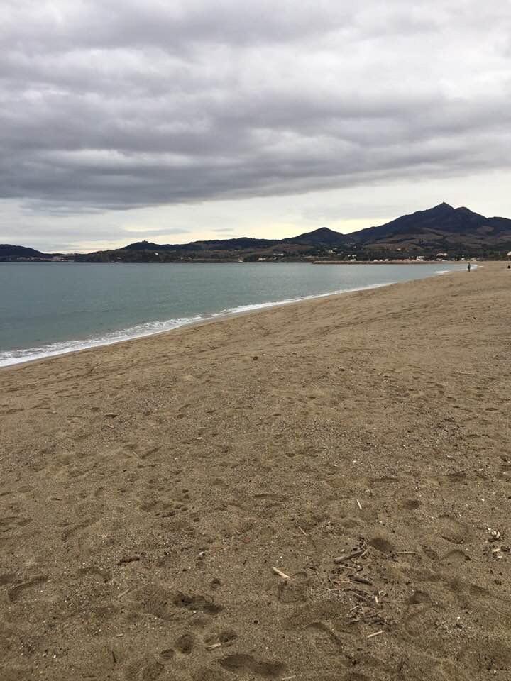 Argelès-sur-Mer en hiver
