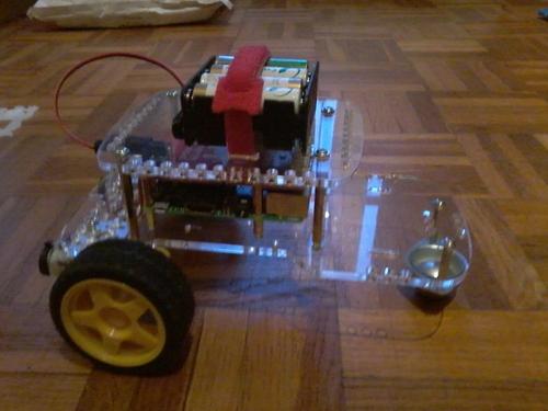 Le robot GoPiGo