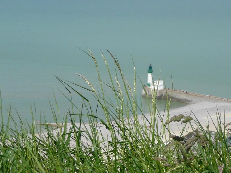 A deux pas d'Amiens, la plage