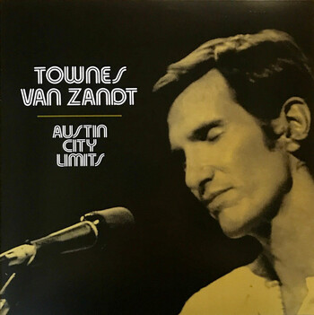 Un grand folkeux: Townes van Zandt - Live at Austin City Limits (RSD 2017)