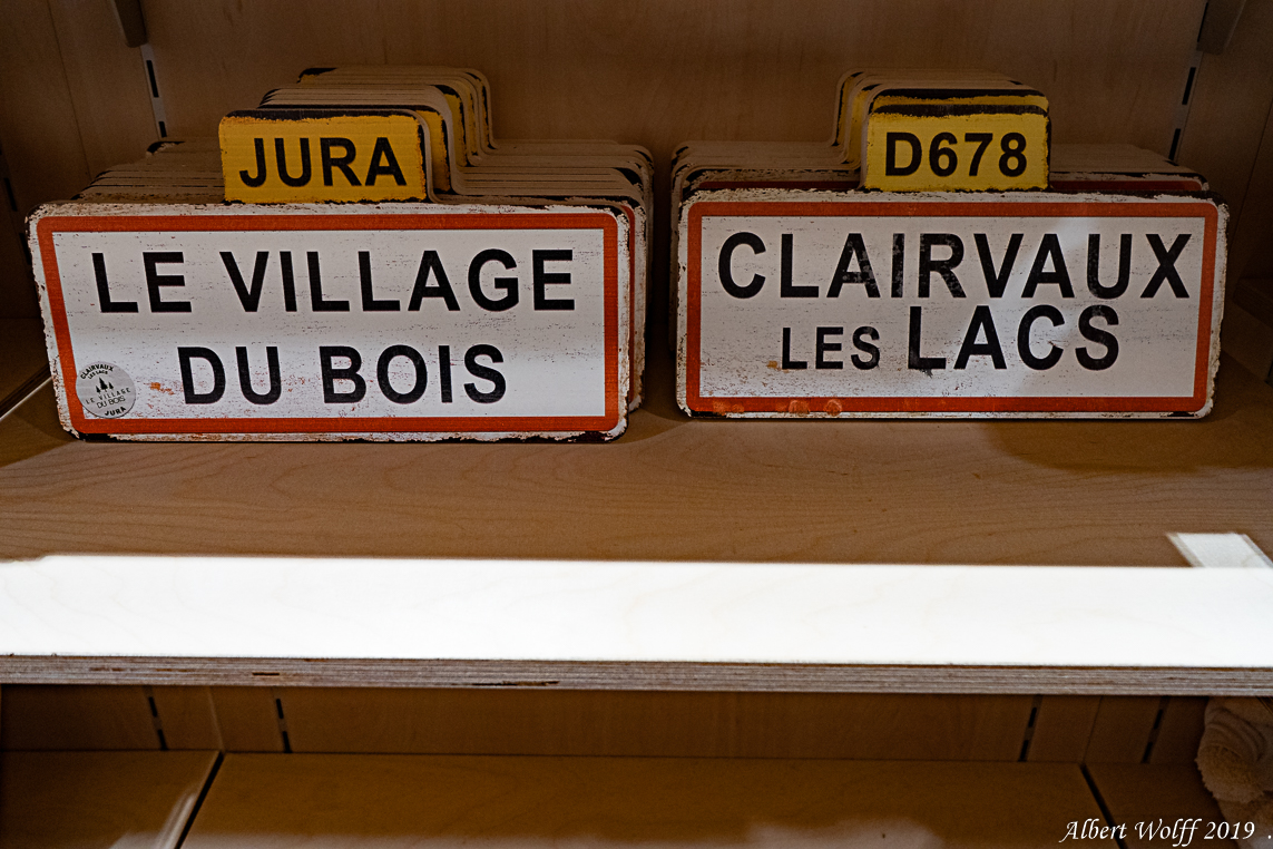Clairvaux ... le bois