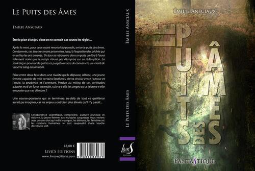 Prochain titre d'Emilie Ansciaux chez @LivrS_Editions : Le puits des âmes