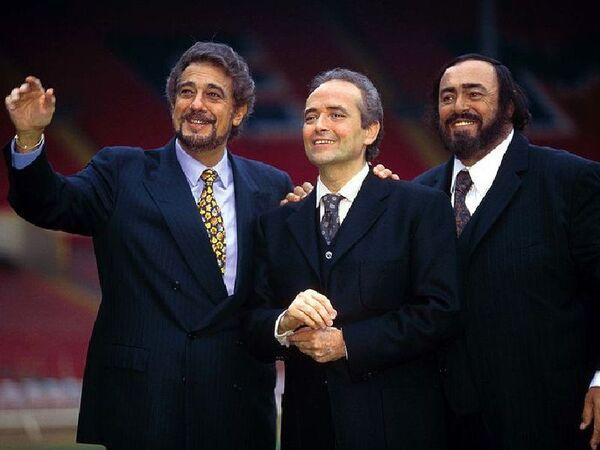 Les Trois Ténors