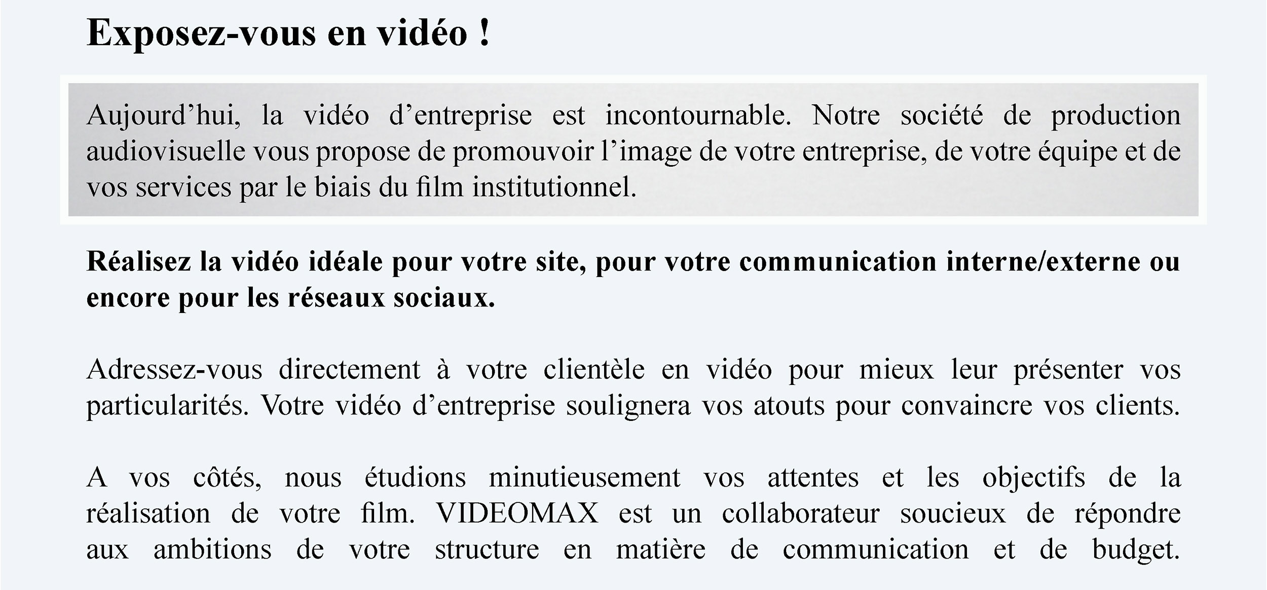 Film institutionnel