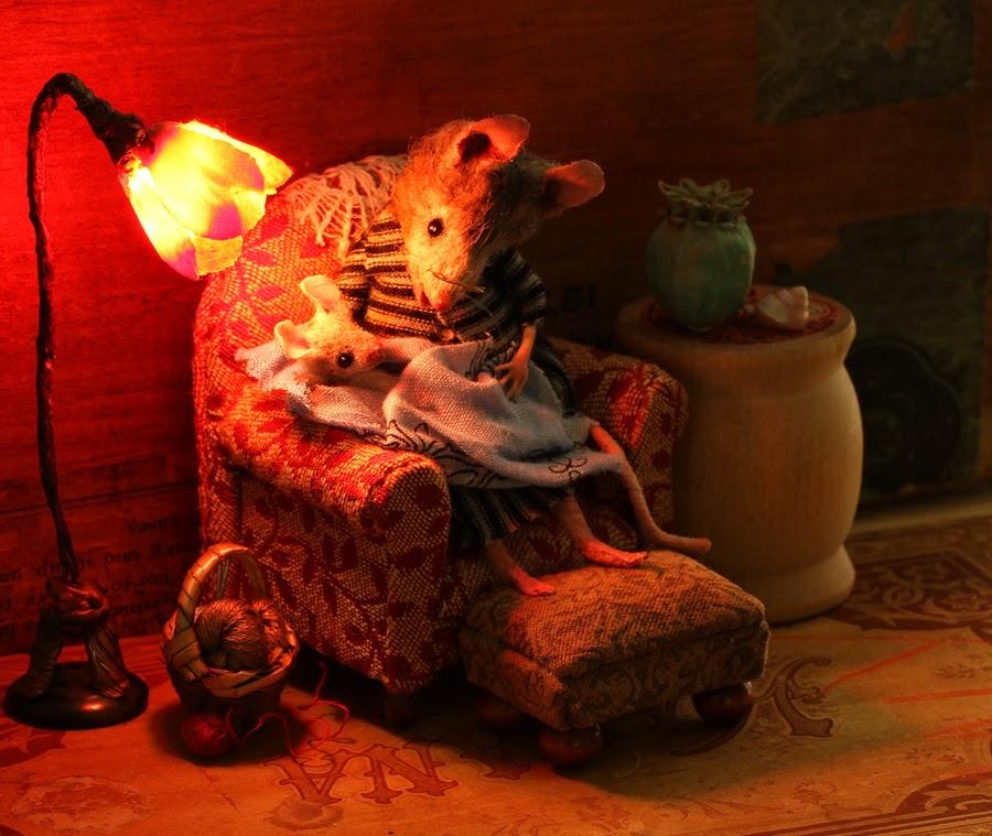 MousesHouses: grandbaby