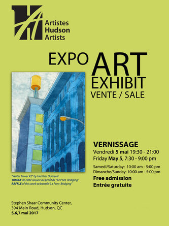 Expo Art Artistes Hudson Artists