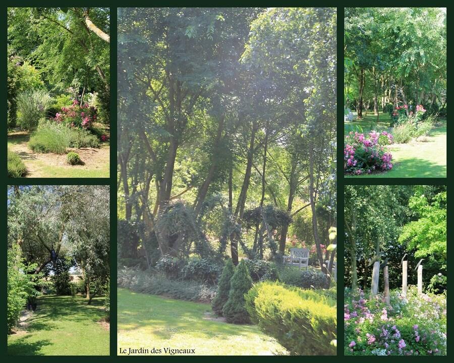 Le jardin des Vigneaux