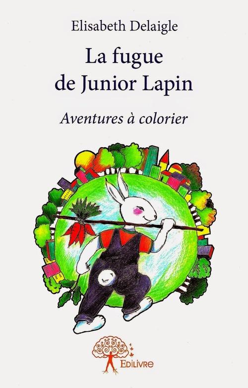 Elisabeth Delaigle, La fugue de Junior Lapin
