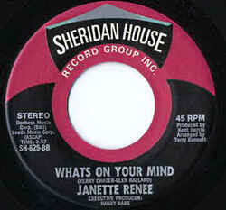 Janette Renée - What's On Your Mind