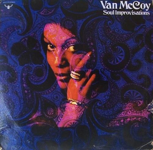 "Van McCoy 1972 : Album "" Soul Improvisations "" Buddah Records BDS 5103 [ US ]"