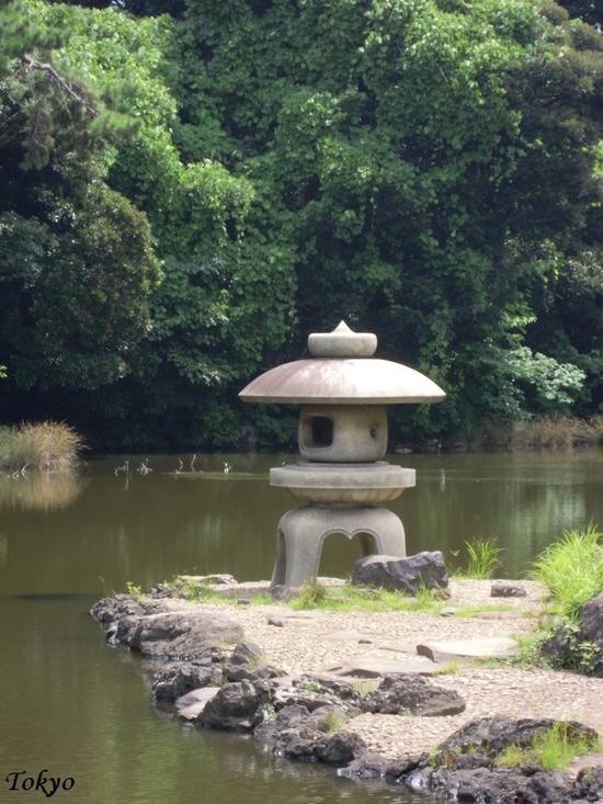 06-08-2013 - 010 - Tokyo - Shinjuku Gyoen Park