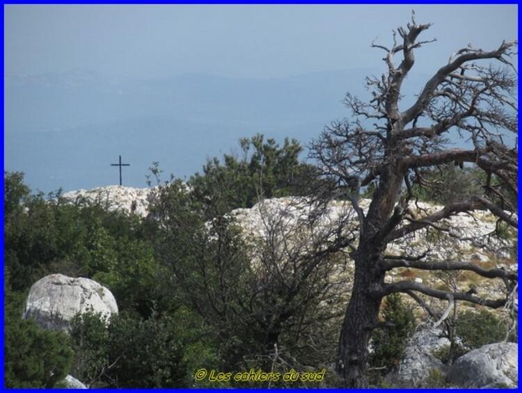 Sainte Baume, le Paradis par la falaise, face nord