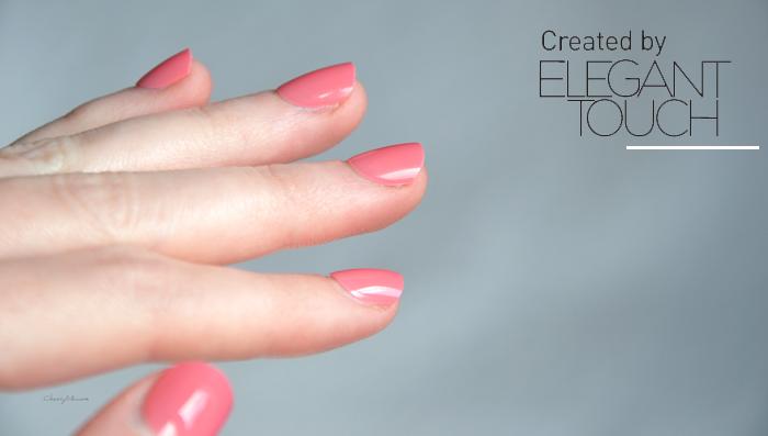 J'ai testé pour vous les faux ongles Elegant Touch
