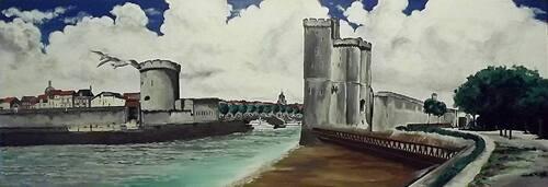 Le Port en peinture