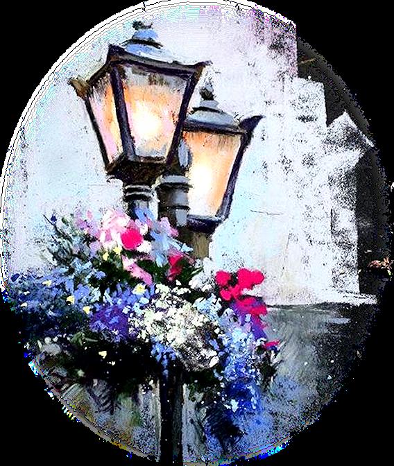 Misted lanternes