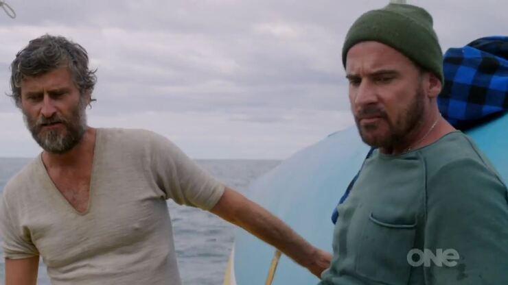 119 JOURS : LES SURVIVANTS DE L'OCEAN