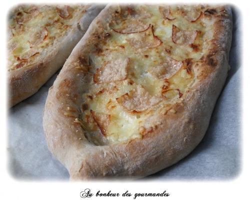 Pizza turc à ma façon