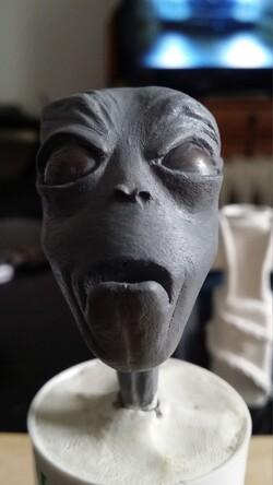 Buste Extraterrestre 1.2