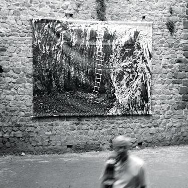 Vues sur une expo de J.-L.Trassard (été 2010)