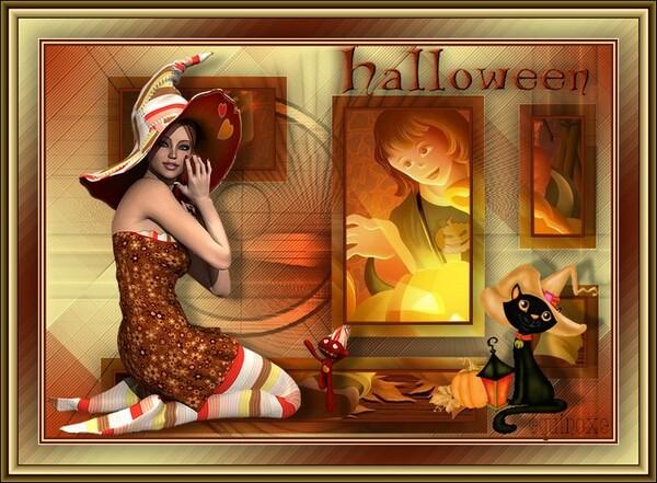 Happy Halloween de Manany