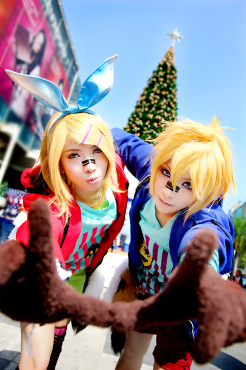 PHOTOS COSPLAYS VOCALOIDS page 4