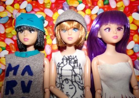 La collection s'agrandit (Kurhn Dolls)