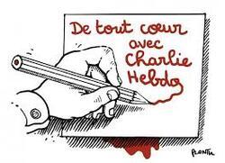 """Hommage à...  Il faut voiler """"Charlie Hebdo"""""""