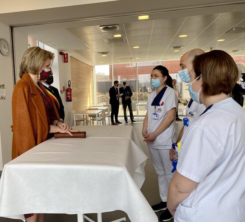 Hôpital civil Marie Curie