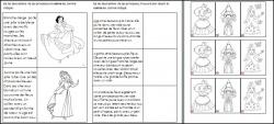 Ecrire un portrait de princesse